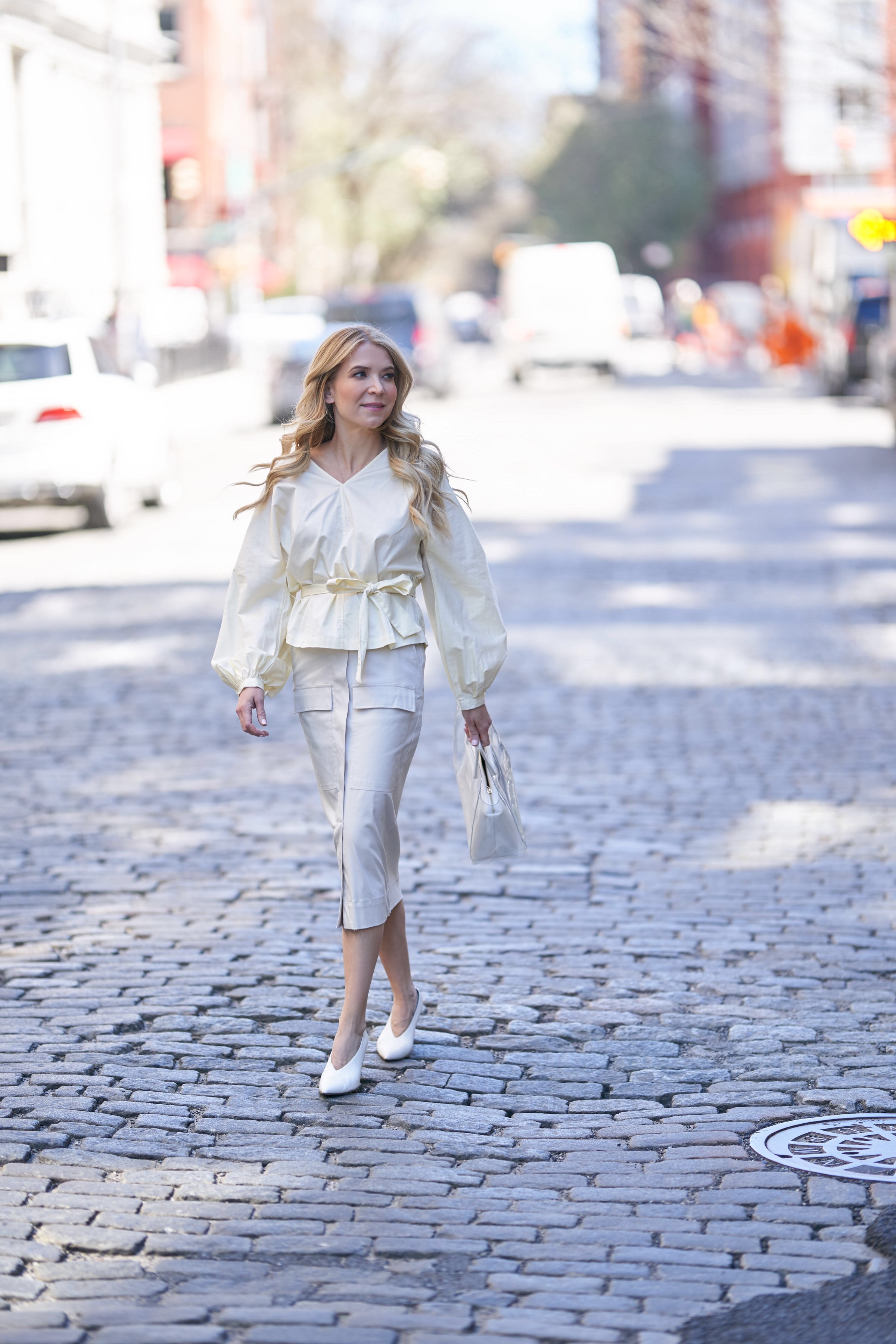 Work style for spring, NYC fashion, NYC street style, Laura Bonner, About the Outfits