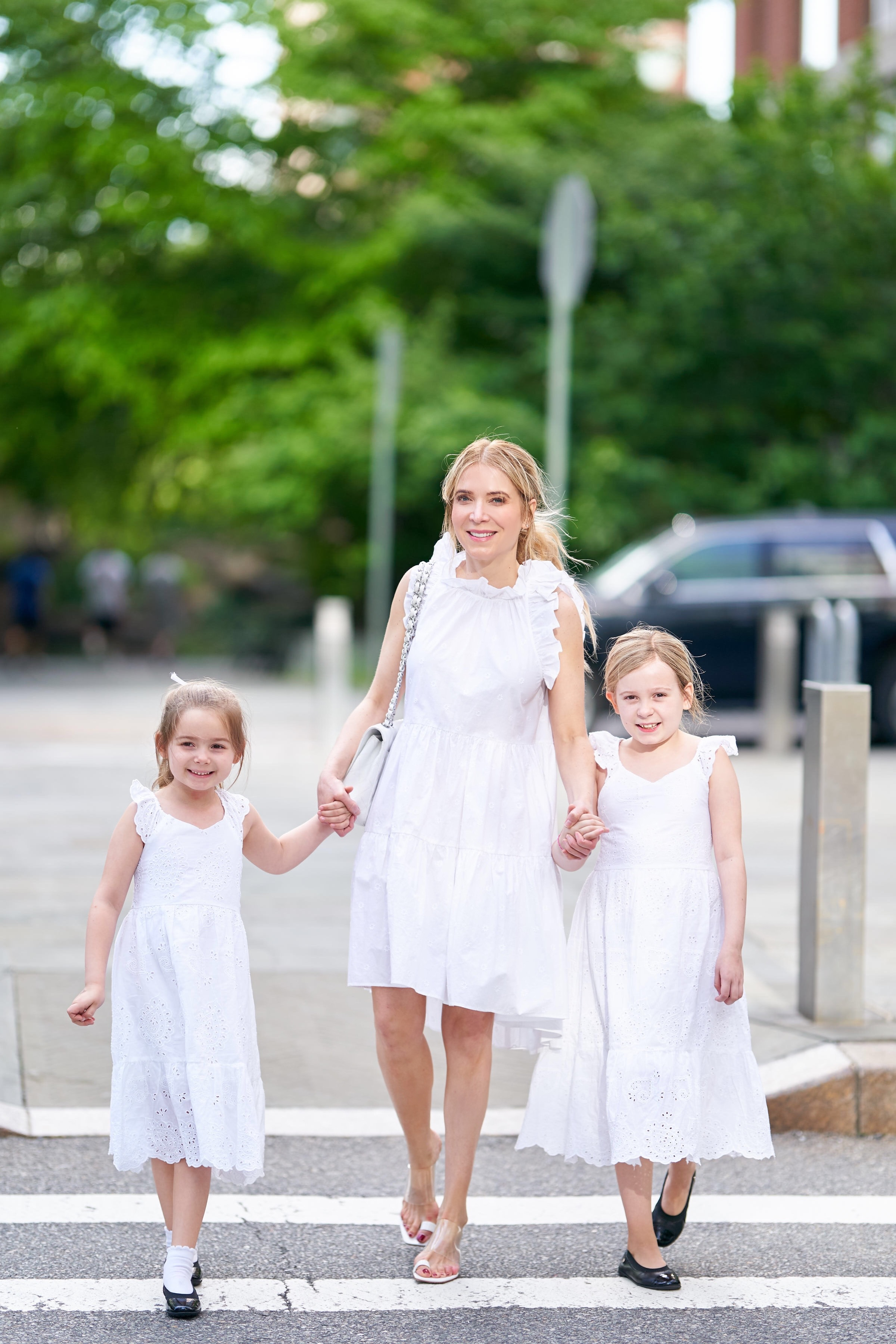 About the Outfits, Laura Bonner, little girls dresses, Mommy daughter style, white dresses, www.abouttheoutfits.com