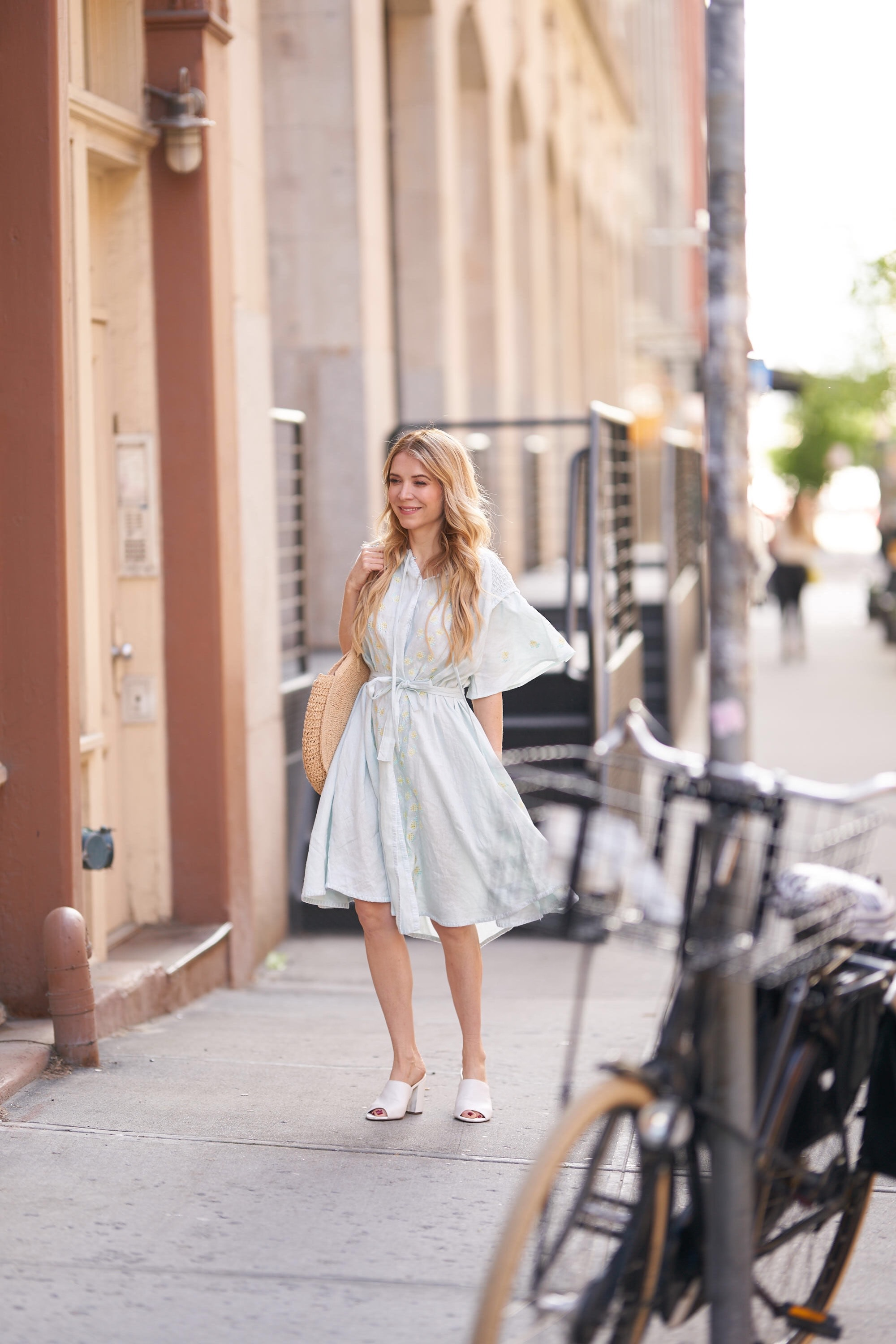 Innika Choo, Innika Choo Hugh Jesmok, Innika Choo dress, www.abouttheoutfitscom, About the Outfits, Laura Bonner